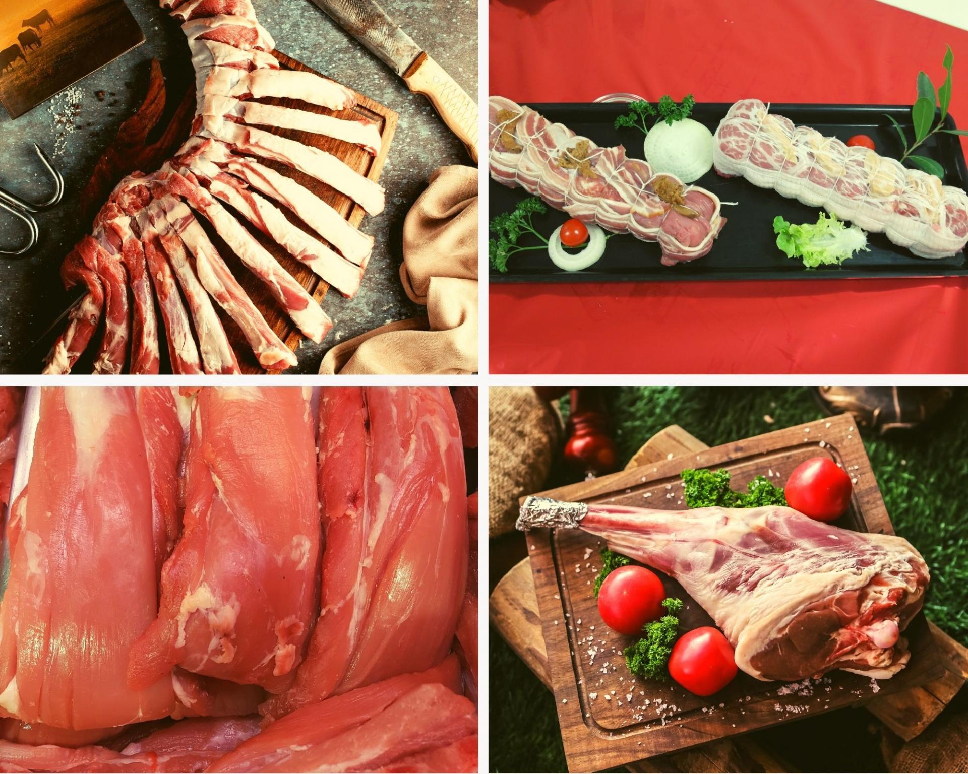 Boucherie - viande francaise - locale - qualite