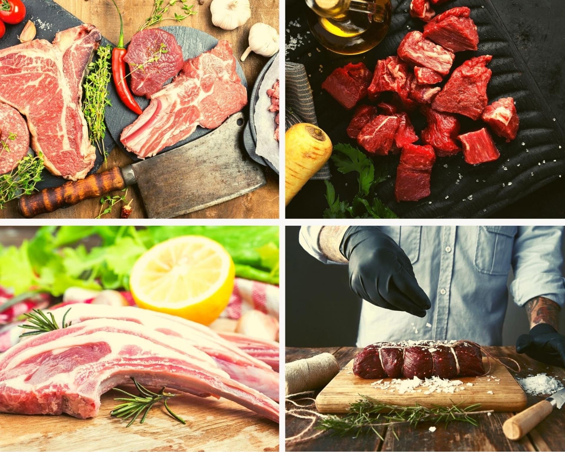 Boucherie-fraiche-viande-qualite - terroir - perche